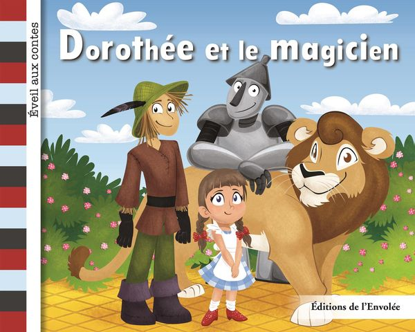 Dorothée et le magicien