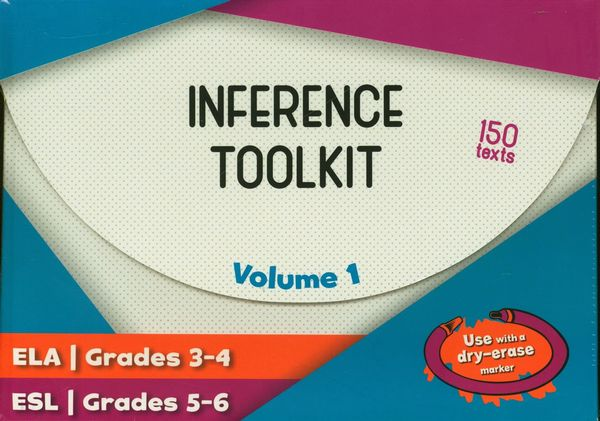 Inference Toolkit 01