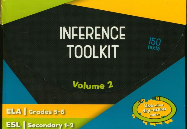 Inference Toolkit 02