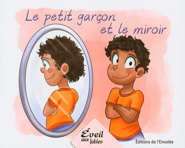 Le petit garçon et le miroir