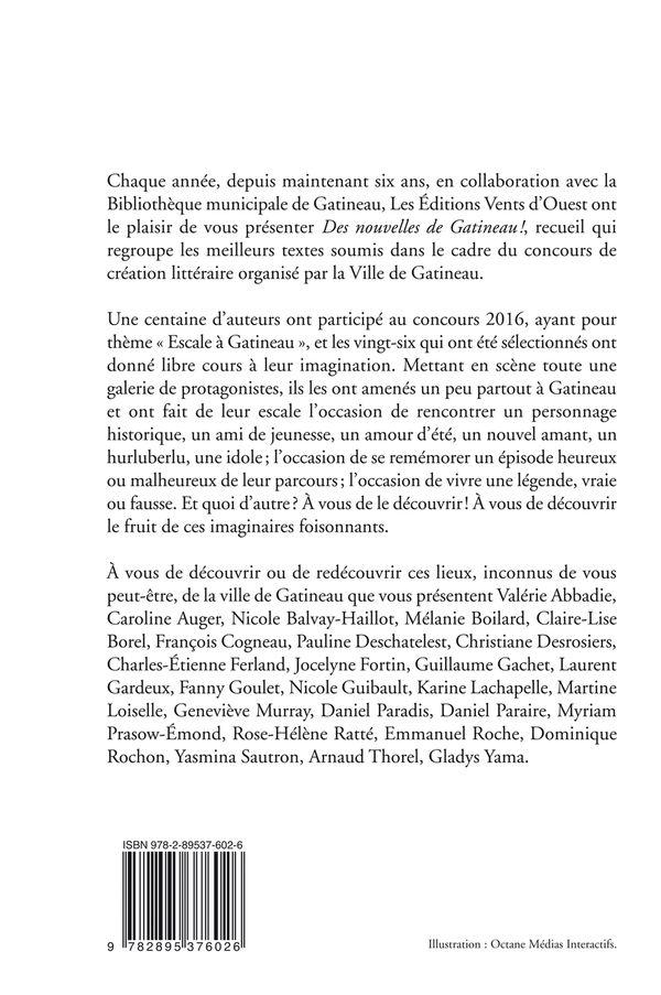Des nouvelles de gatineau 6 escale gatineau for Papeterie gatineau