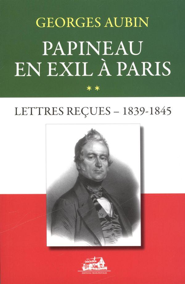 Papineau en exil à Paris 02
