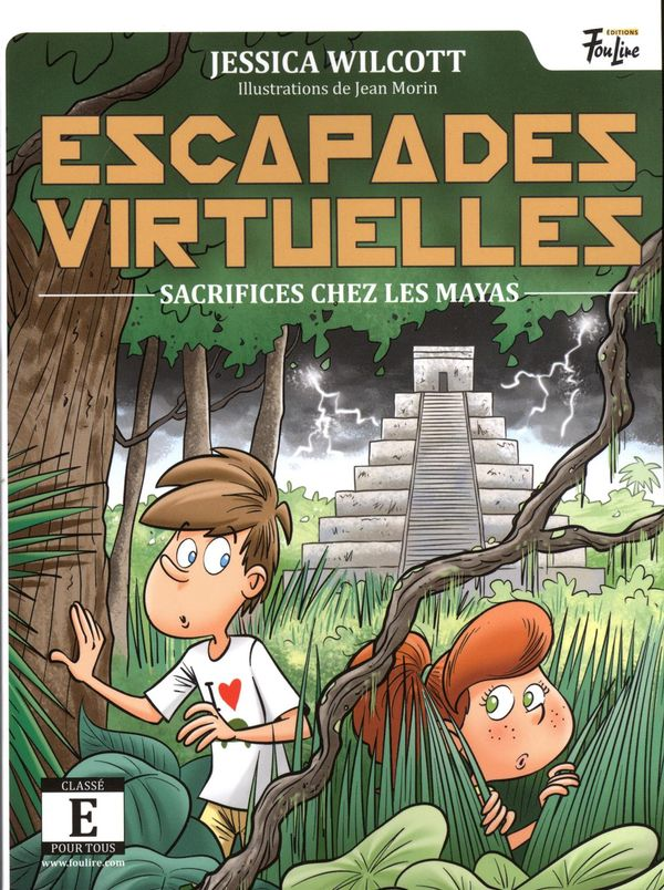 Escapades virtuelles 04  Sacrifices chez les Mayas