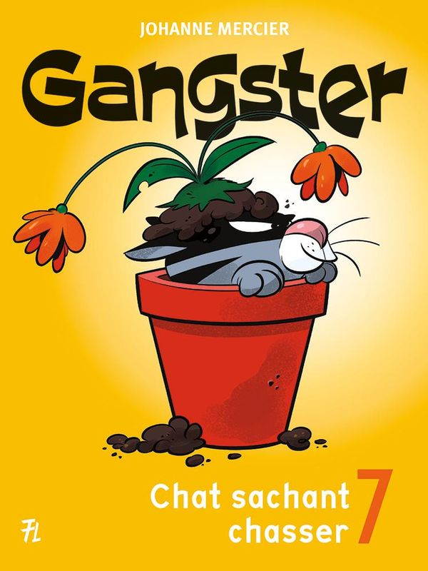Gangster 07  Chat sachant chasser