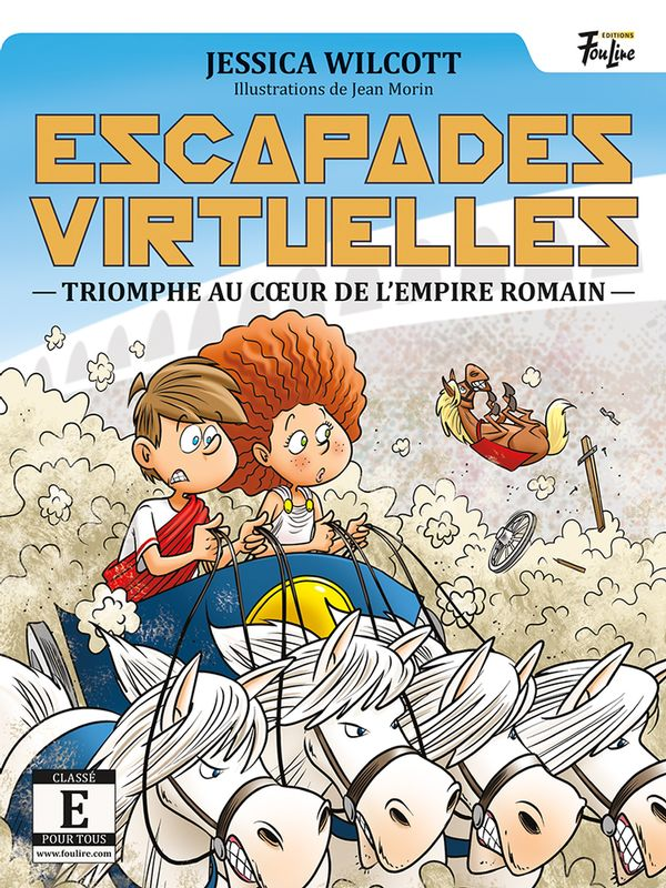 Escapades Virtuelles 05 : Triomphe au coeur de l'Empire romain
