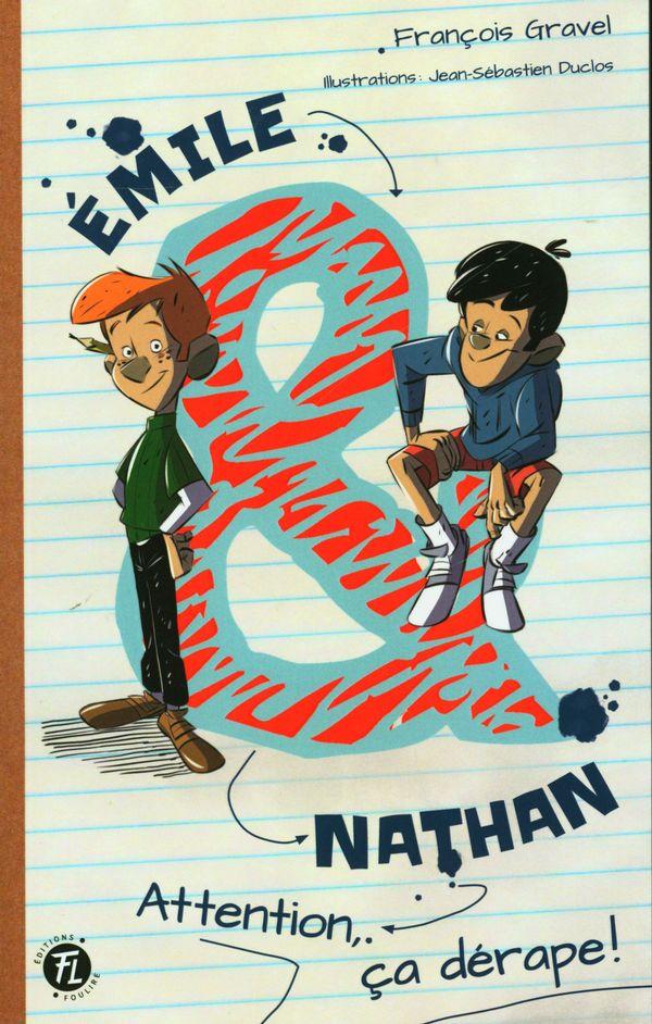 Emile & Nathan : Attention, ça dérape!