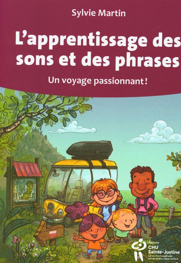 L'apprentissage des sons et des phrases : Un voyage passionnant !