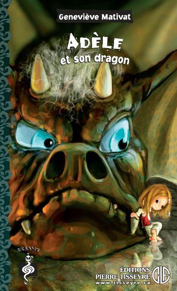 Sésame 127  Adèle et son dragon