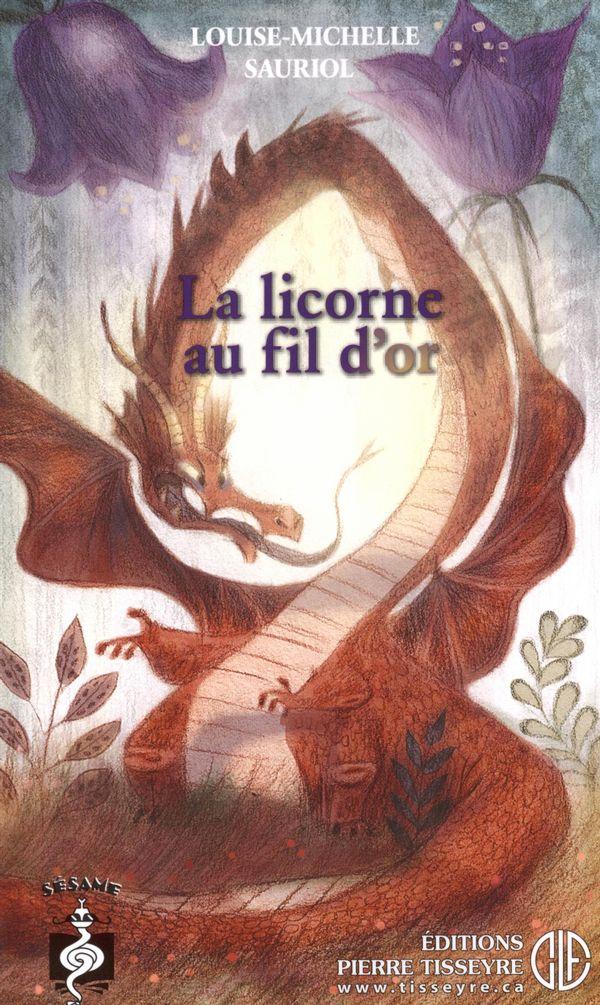 Sésame 148 : La licorne au fil d'or