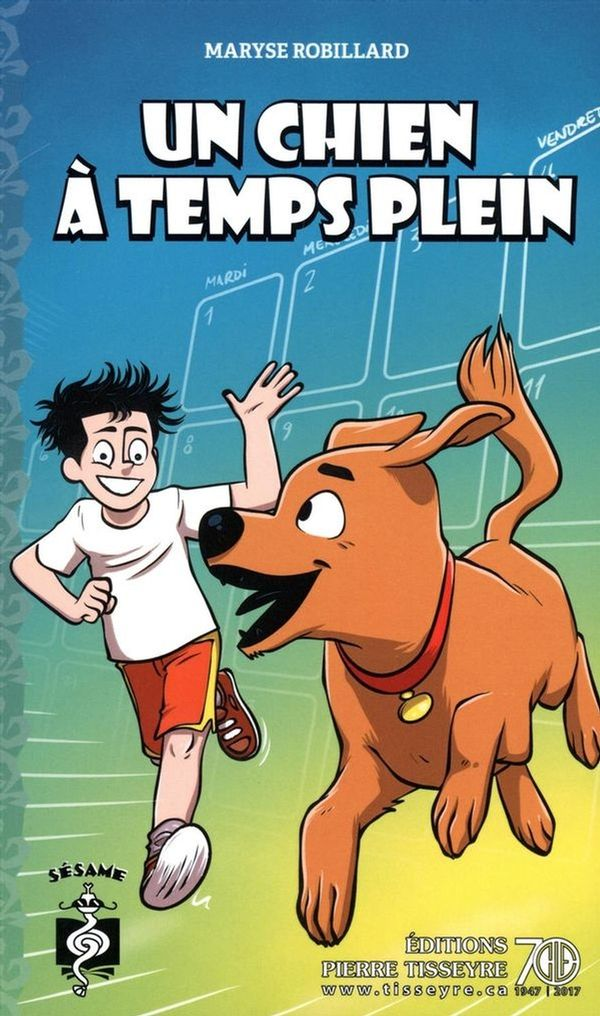 Sésame 164 : Un chien à temps pplein