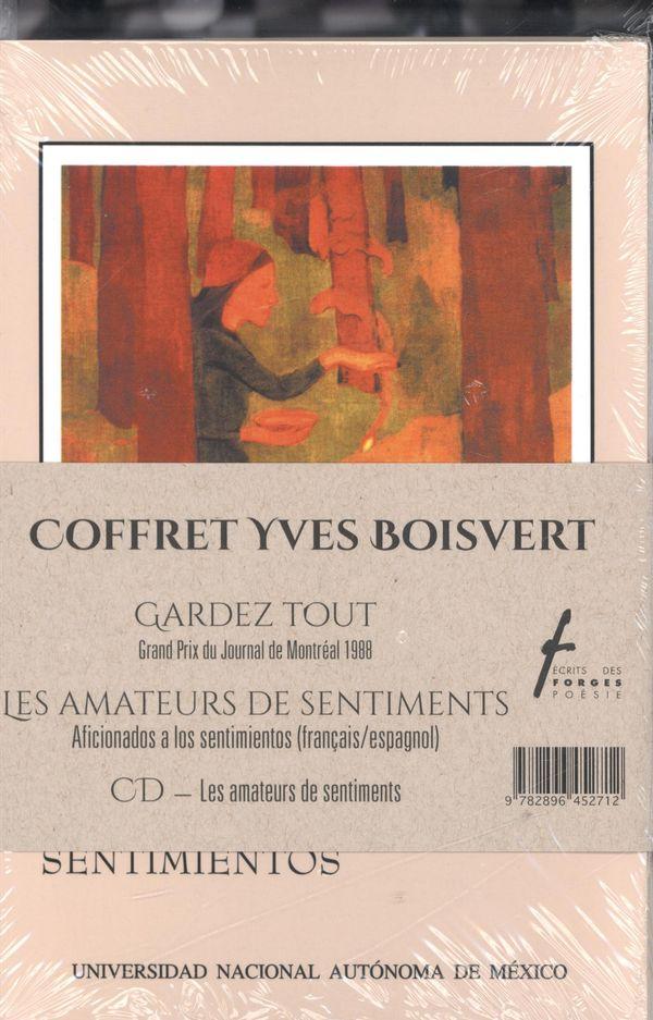 Coffret Yves Boisvert