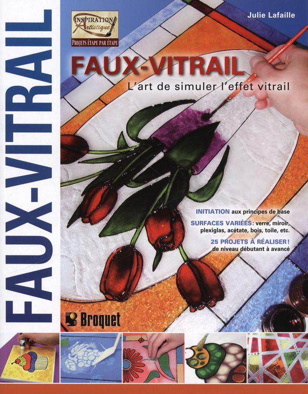 Faux-vitrail 01