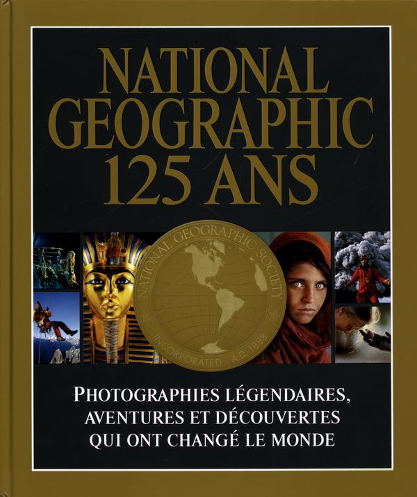 National geographic 125 ans
