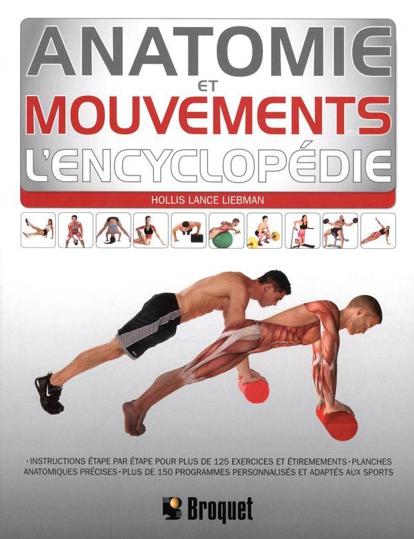 Anatomie et mouvements l'encyclopédie