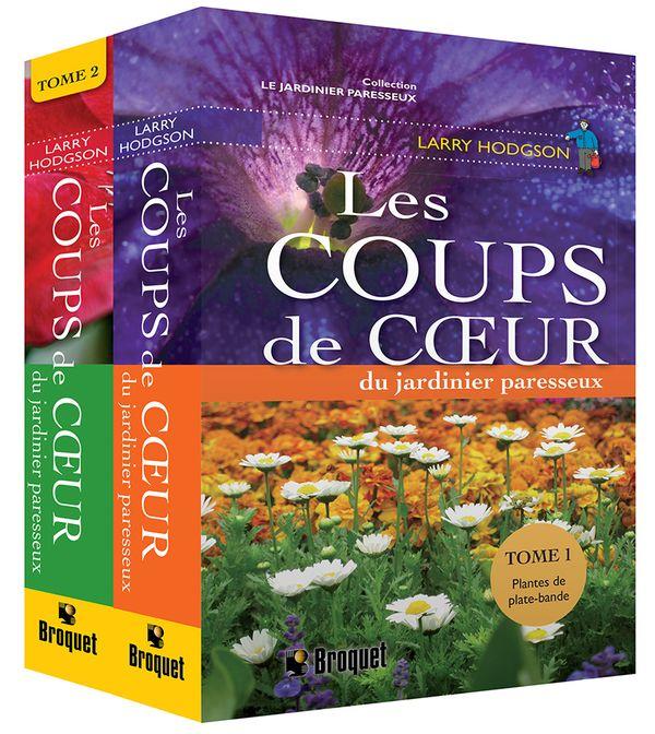 Combo Les coups de coeur du jardinier paresseux  01-02