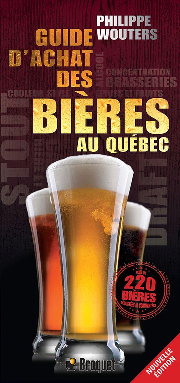 Guide d'achat des bières au Québec N.E.