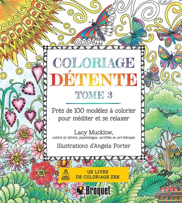 Coloriage détente 03