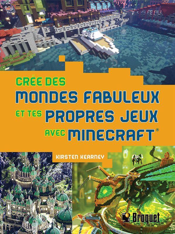 Crée des mondes fabuleux et tes propres jeux avec...