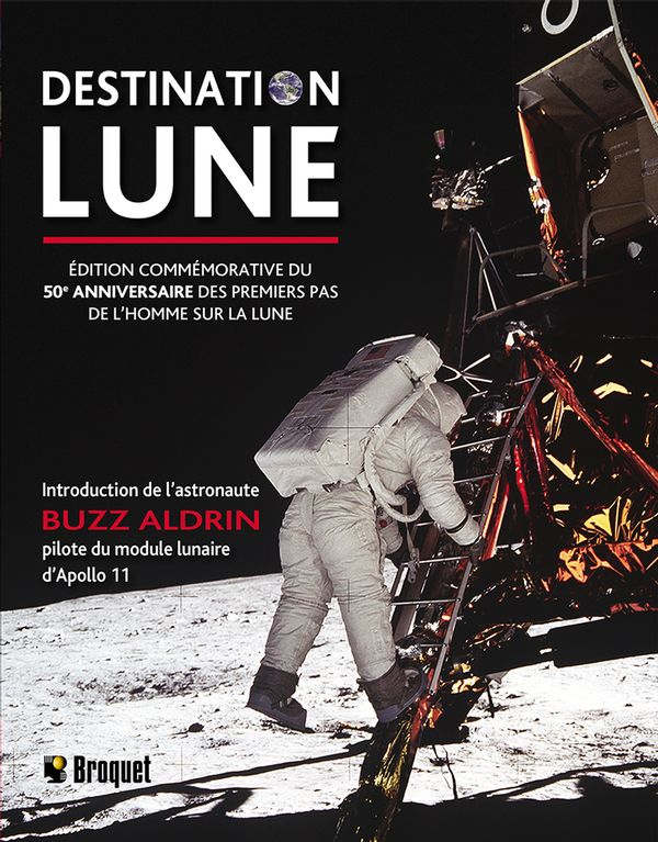 Destination lune