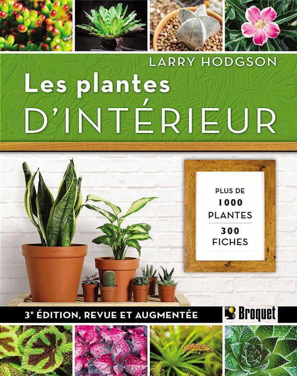 Plantes d'intérieur Les 3e édi