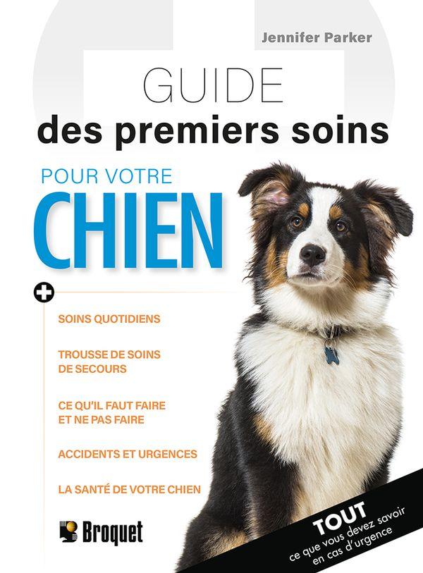 Guide des premiers soins pour votre chien