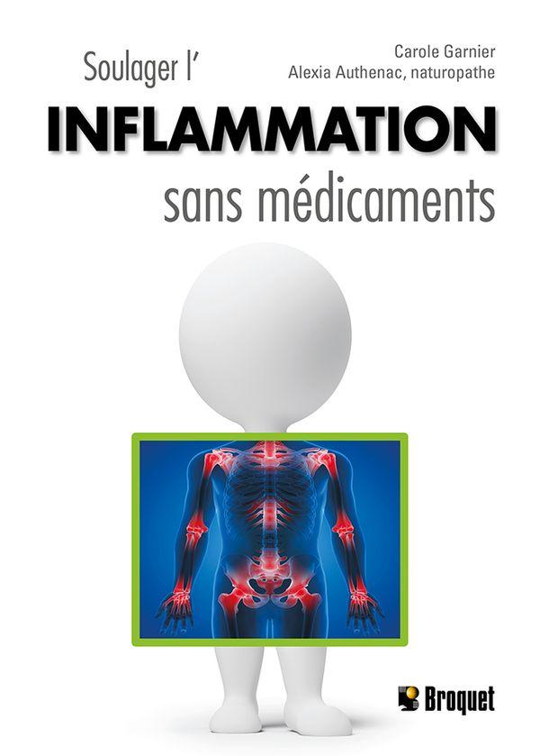 Soulager l'inflammation sans médicaments