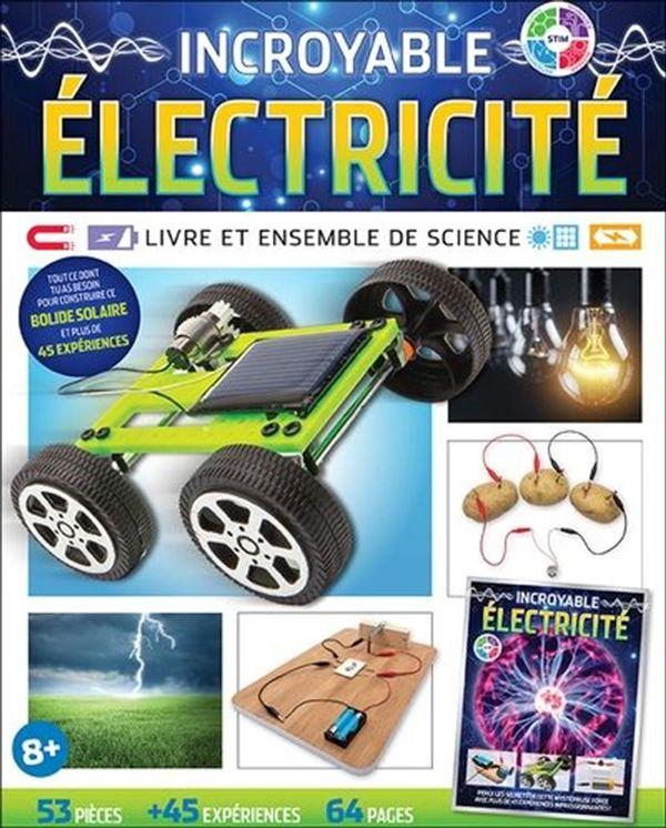 Incroyable électricité