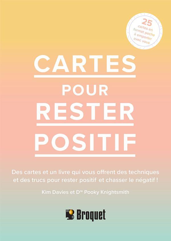 Cartes pour rester positif