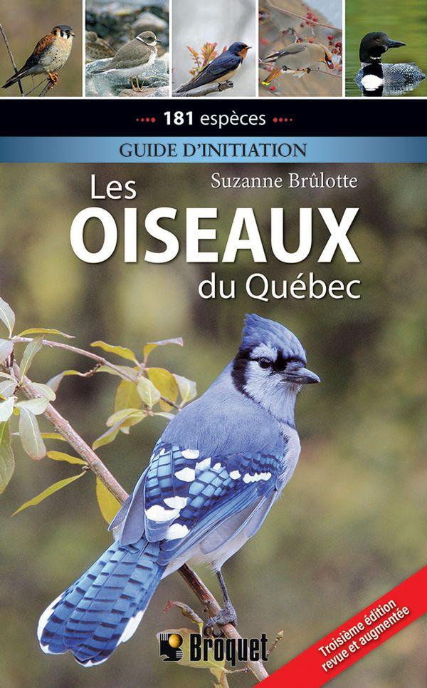 Les oiseaux du Québec - 3e édition