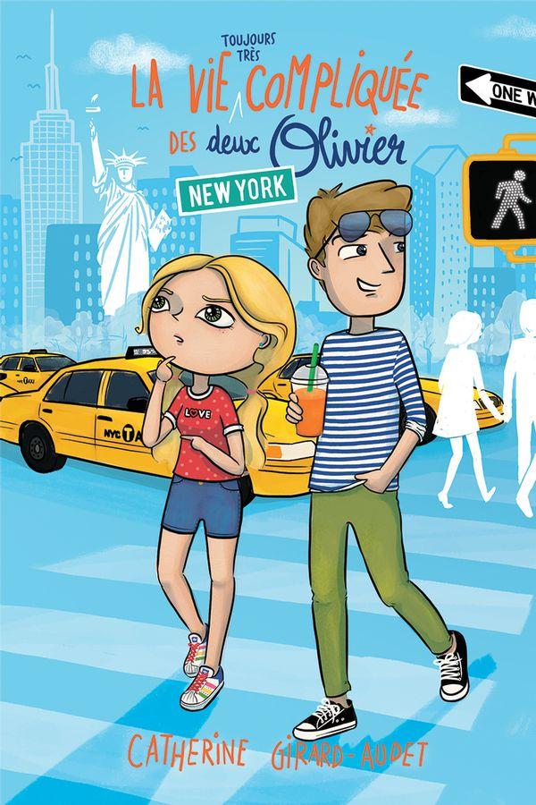 La vie toujours très compliquée des deux Olivier : New York