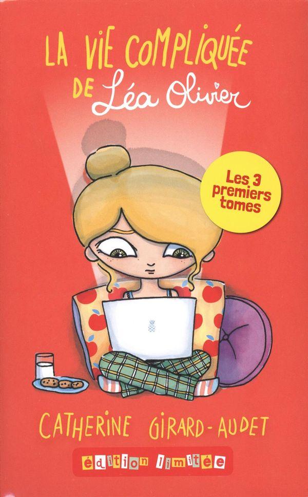 Coffret La vie compliquée de Léa Olivier 01-03