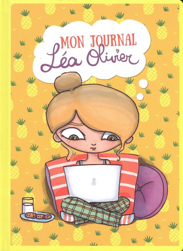 Mon journal Léa Olivier