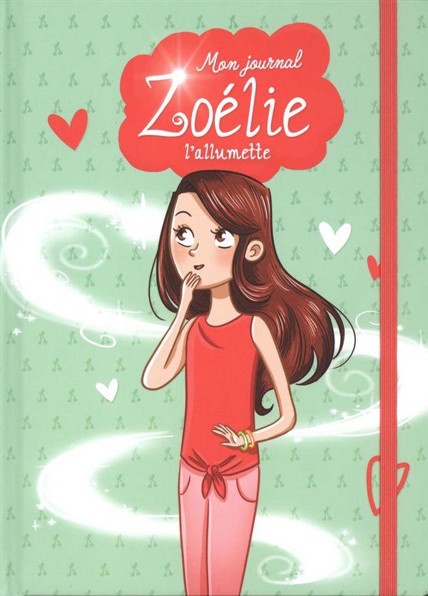 Mon journal Zoélie l'allumette