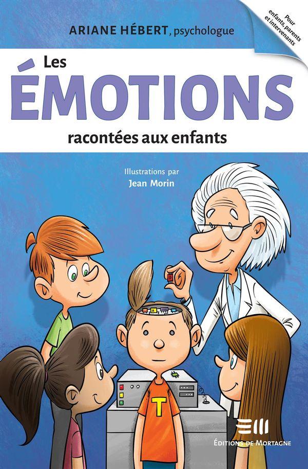 Emotions racontées aux enfants Les