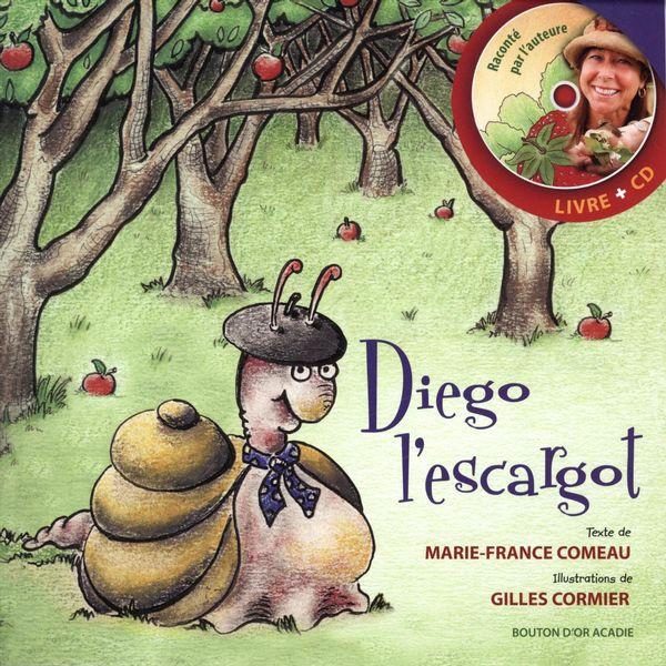 Diego l'escargot N.E.