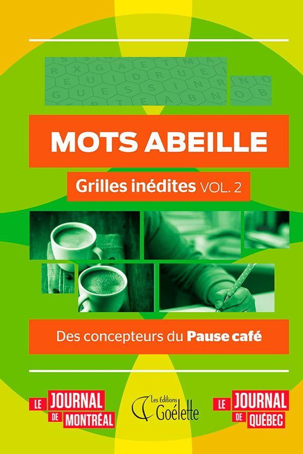 Mots abeille - Grilles inédites JDM 02