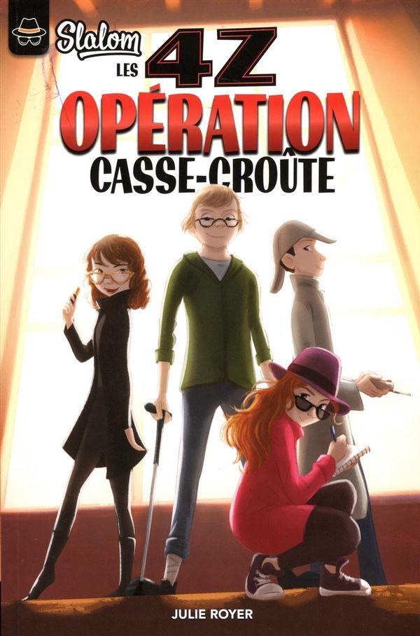 4Z: Opération casse-croûte