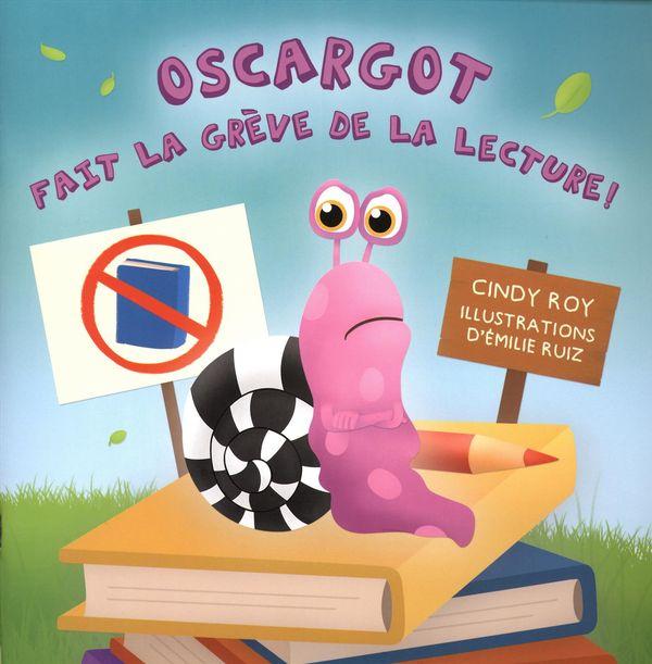 Oscargot fait la grève de la lecture!