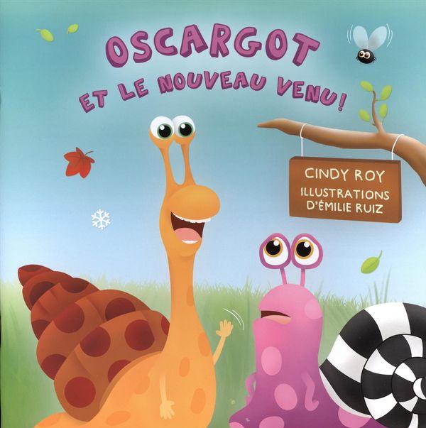 Oscargot et le nouveau venu!