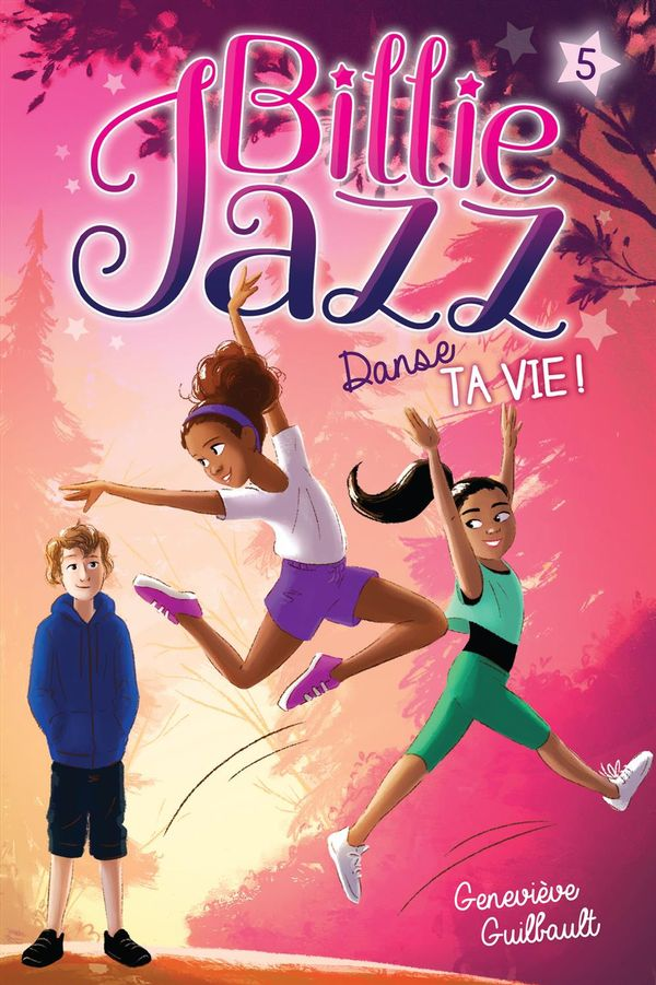 Billie Jazz 05 : Danse ta vie!
