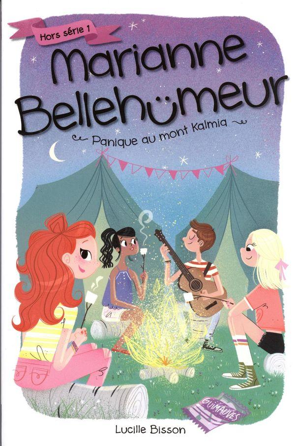 Marianne Bellehumeur HS 01 : Panique au mont Kalmia