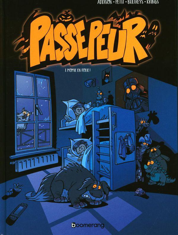 BD Passepeur 01  Momie en folie!