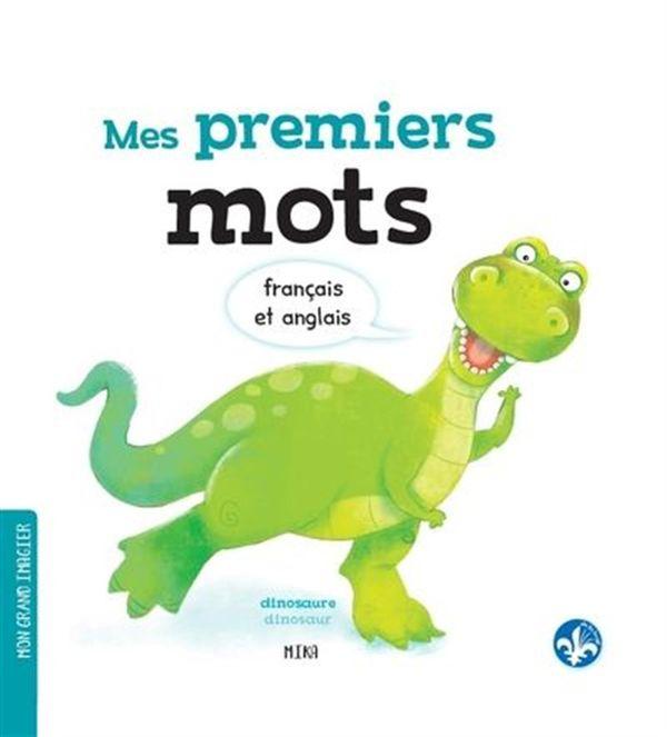 Mes premiers mots français et anglais
