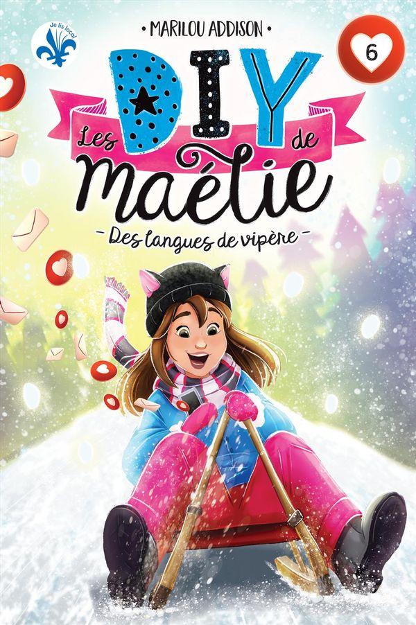 Les DIY de Maélie 06 : Des langues de vipère