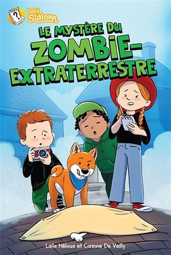 Le mystère du zombie-extraterrestre