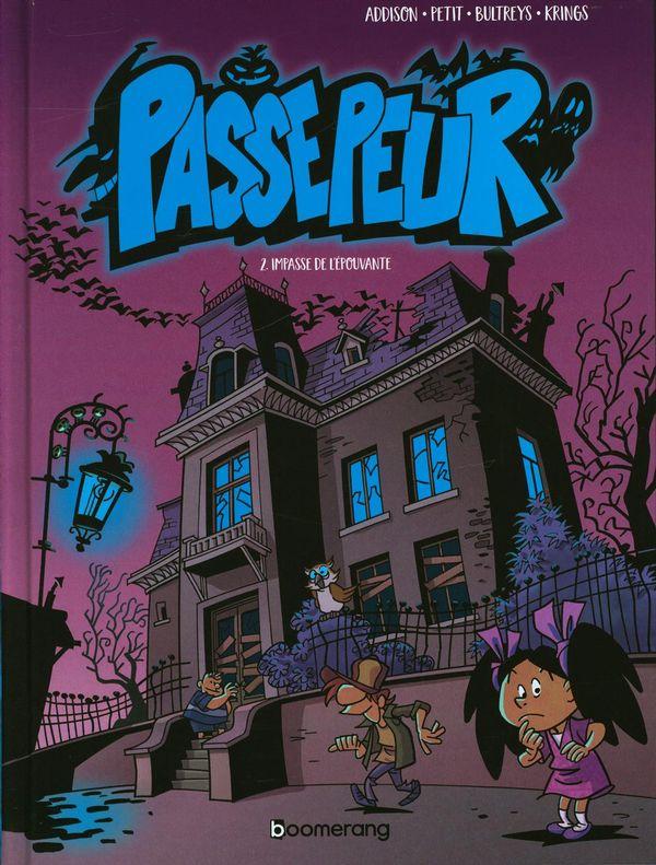 BD Passepeur 02 : Impasse de l'épouvante