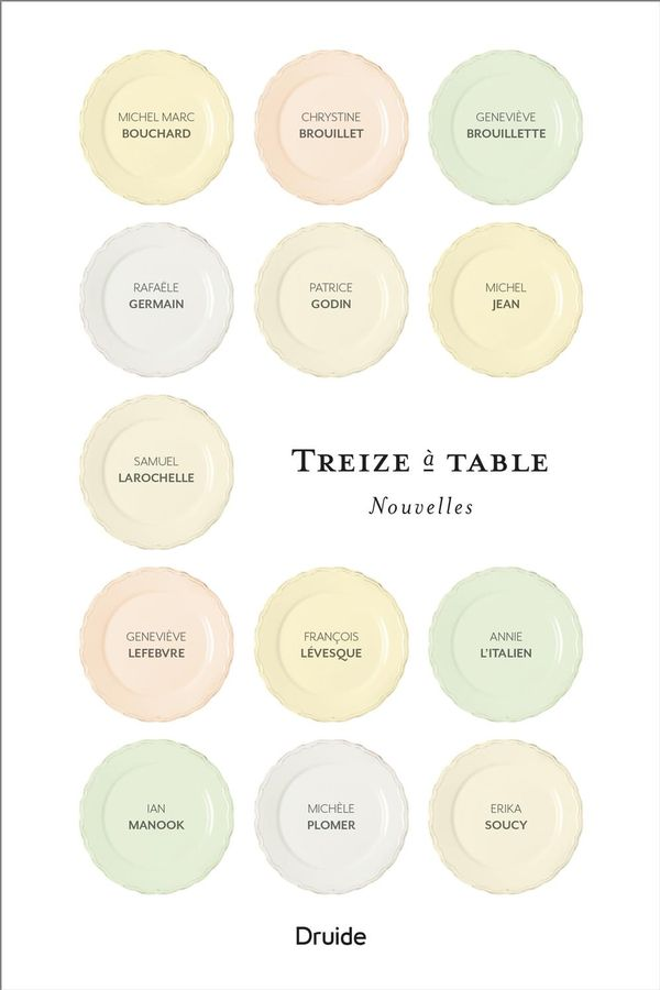 Treize à table : Nouvelles