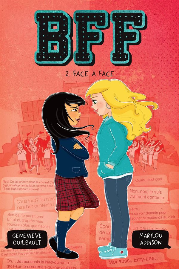 Teen BFF Face to Face TV Episode 2015 - IMDb