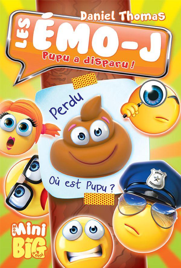 Les Émo-J 07 : Pupu a disparu!