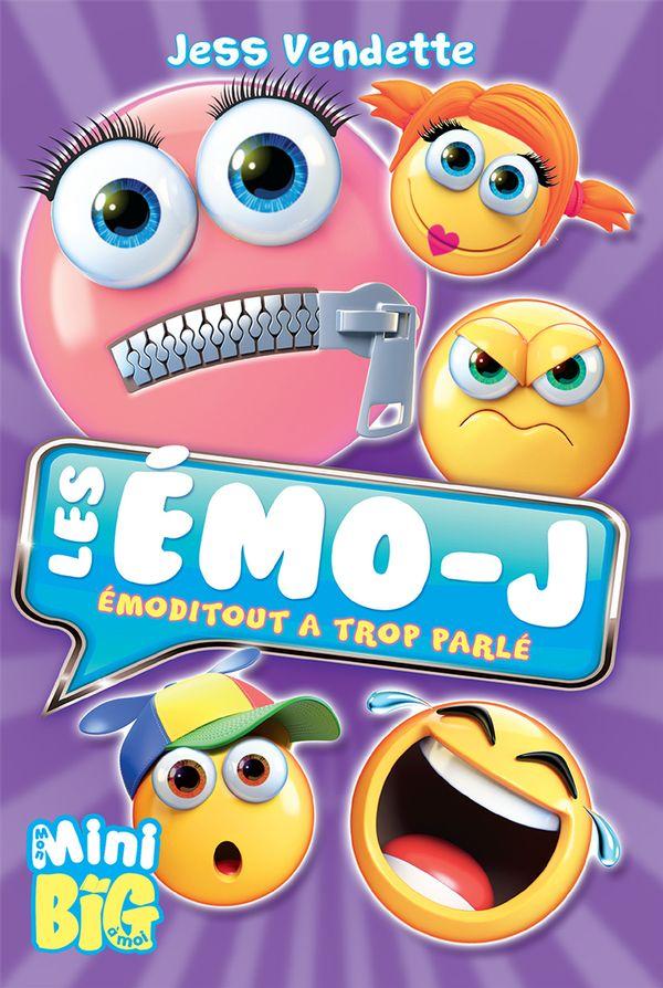 Les Emo-J 08 : Emoditout a trop parlé